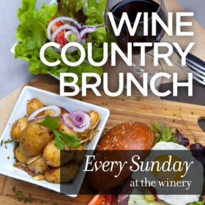 Eola Hills Wine Country Brunch