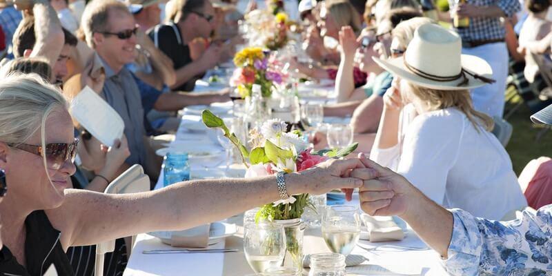 Dinner in the Field Winemaker's Dinner @ Eola Hills Legacy Estate Vineyard | Salem | Oregon | United States