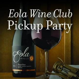 Eola Wine Club Pick-Up Party April 15, 2017