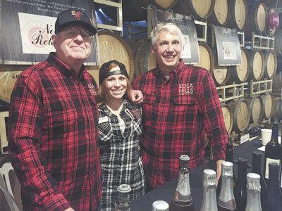 Oregon Wine Press Features Eola Hills 30 Year Anniversary