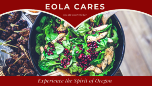 Eola Hills Wine Cellars Eola Cares Spirit Of Oregon Fundraiser for Oregon Food Bank