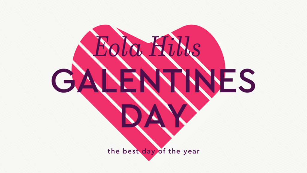 Eola Hills Wine Cellars Galentine's Day Event Celebrating Women and Wine